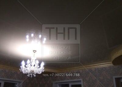 Натяжной потолок в венецианском стиле