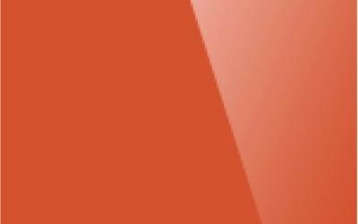 Глянцевый натяжной потолок. Цвет «Глянец 410»