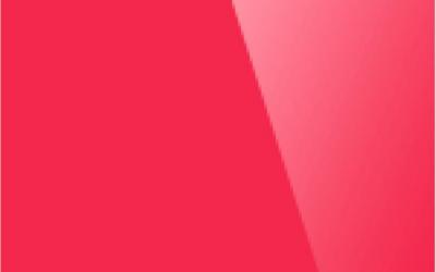 Глянцевый натяжной потолок. Цвет «Глянец 436»