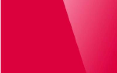 Глянцевый натяжной потолок. Цвет «Глянец 444»