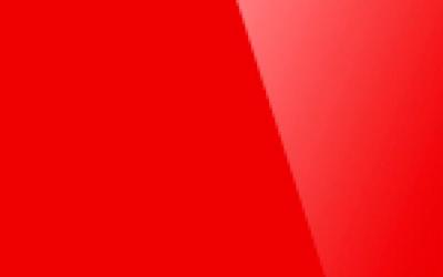 Глянцевый натяжной потолок. Цвет «Глянец 462»