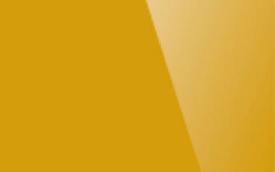 Глянцевый натяжной потолок. Цвет «Глянец 664»