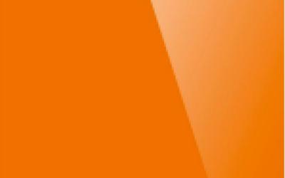 Глянцевый натяжной потолок. Цвет «Глянец 743»