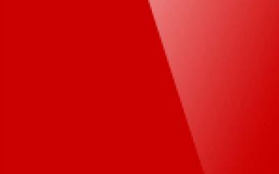Глянцевый натяжной потолок. Цвет «Глянец 866»